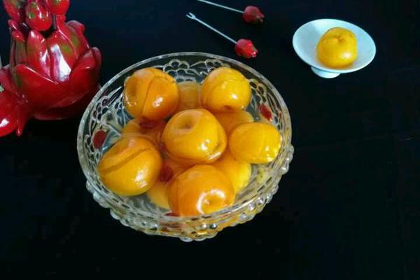 自制海棠果罐头