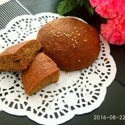玫瑰混糖月饼