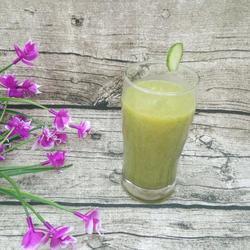 黄瓜苹果汁的做法[图]