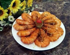 红烧大虾[图]