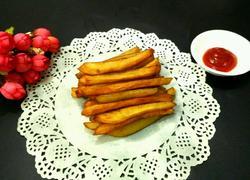 炸土豆条(薯条)