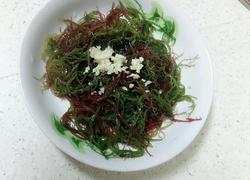 凉拌双色海藻