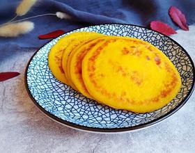 南瓜鸡蛋煎饼[图]