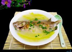 西瓜皮泥猛鱼汤
