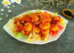 咸蛋黄焗虾