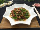 炒豌豆的做法[图]