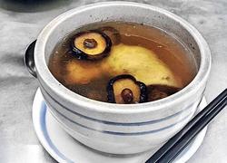香菇煲鸡汤