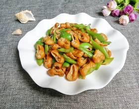 青椒炒大肠[图]