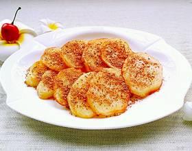 香煎土豆[图]
