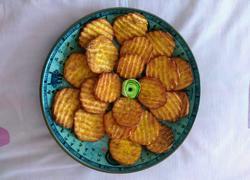 油炸红薯片
