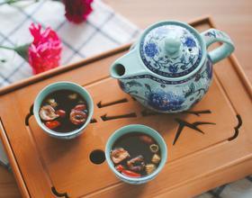 罗汉果菊花茶[图]