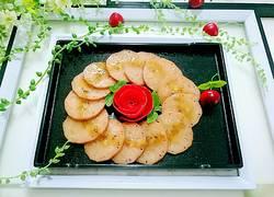 清甜桂花糯米藕