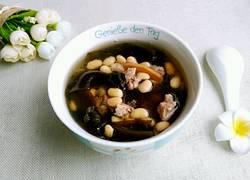 海带炖黄豆