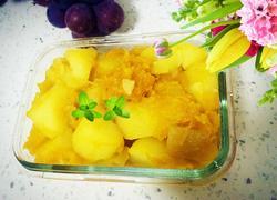 土豆炖南瓜