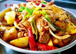 新疆沙湾大盘鸡