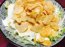 球生菜沙拉