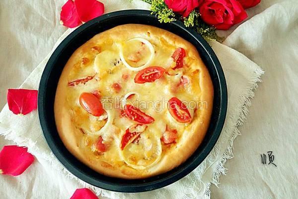 台湾香肠披萨
