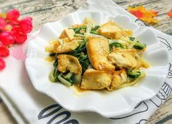 白菜烧豆腐