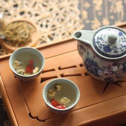 枸杞菊花金银花茶
