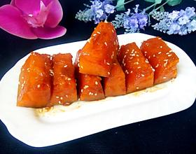日式煮南瓜[图]