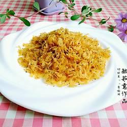 炒虾皮的做法[图]