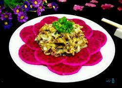 葱油海螺片