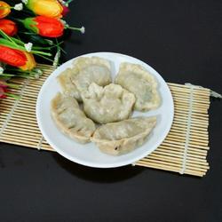 西葫芦虾皮蒸饺