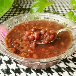 红豆沙糖水