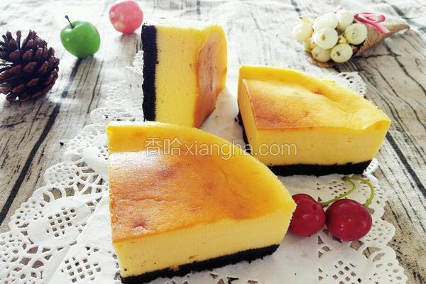 重奶酪芝士蛋糕