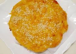 南瓜牛奶鸡蛋煎饼