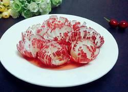 凉拌樱桃萝卜
