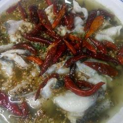 腌腌菜酸菜鱼