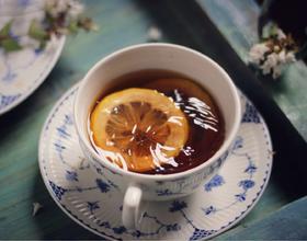 红糖柠檬水[图]