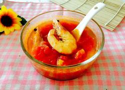 意式番茄海鲜汤