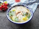 佛手瓜黄豆鸡脚汤的做法[图]
