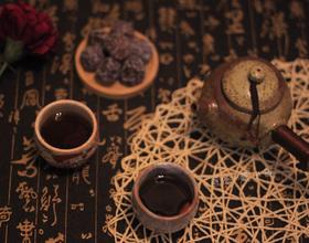 乌梅普洱茶[图]