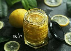 蜂蜜泡柠檬