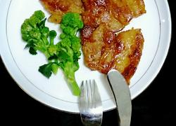 香煎五花肉