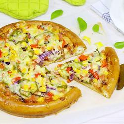 披萨饼的做法[图]