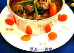 胡萝卜炖乌鸡