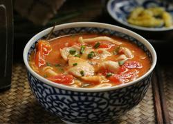 酸辣番茄鱼片
