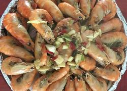 铁板螺丝虾
