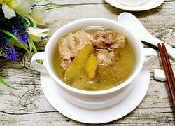 紫苏排骨汤