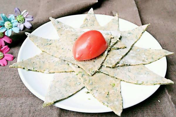 香菜杂粮面片