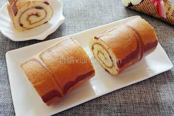 胚芽油蛋糕卷