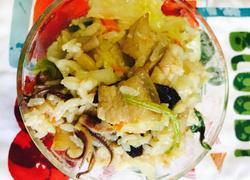 高丽菜干饭