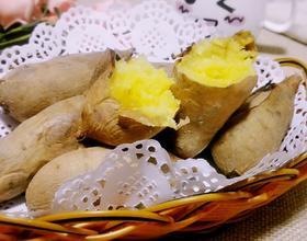 烤红薯[图]