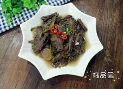 赤岭鱼煮萝卜干
