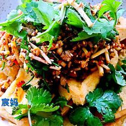 香酥包浆豆腐
