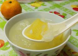 苹果雪耳甜汤